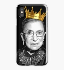 The Notorious Ruth Bader Ginsburg  iPhone Case/Skin