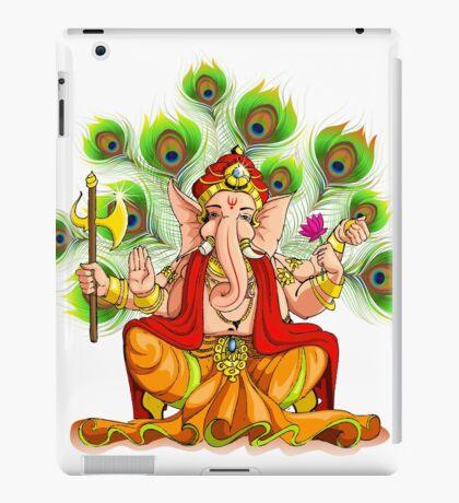 Ganesha India Elephant God iPad Case/Skin