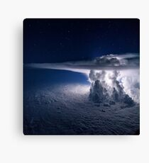 Storm From the Sky Canvas Print