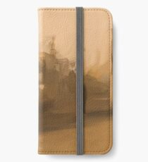 No place to be. iPhone Wallet