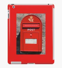 Copenhagen Postbox iPad Case/Skin