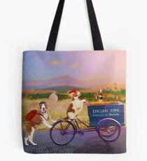 Travels with my Sis - The Hill Towns of France Tote Bag