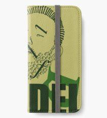 InFidel Castro iPhone Wallet/Case/Skin