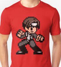 Kyo Kusanagi (Colored Sprite) T-Shirt