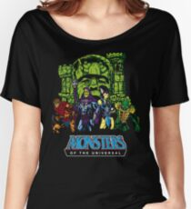 Monsters of the Universal Women's Relaxed Fit T-Shirt