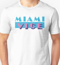 Miami Vice Unisex T-Shirt