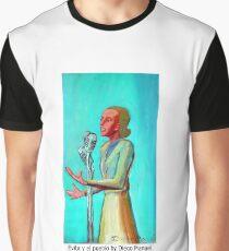 Evita y el pueblo by Diego Manuel Graphic T-Shirt