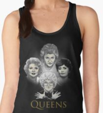 Golden Queens Women's Tank Top