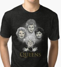 Golden Queens Tri-blend T-Shirt