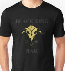Black King Bar Unisex T-Shirt