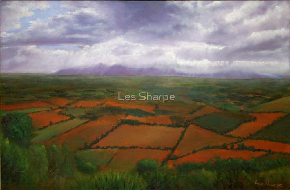 Kingdom of Mourne by Les Sharpe