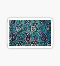 Paisley Bluesley Sticker