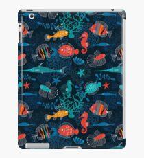 Tropical Fish Under the Sea iPad Case/Skin
