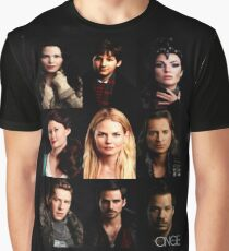 OUAT Posters Tee Graphic T-Shirt