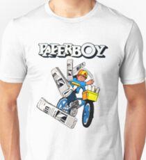 Paperboy Arcade  T-Shirt