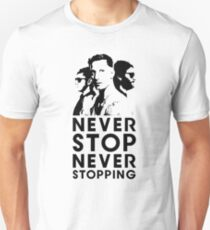 Popstar - Never Stop Never Stopping Version Two T-Shirt