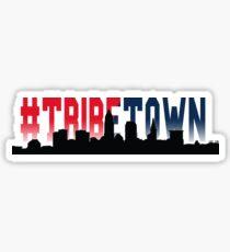 #TribeTown - Cleveland Indians Sticker