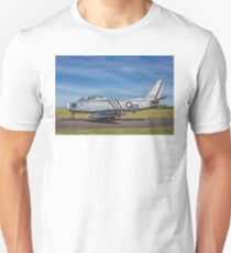 North American F-86A Sabre 48-178 G-SABR T-Shirt