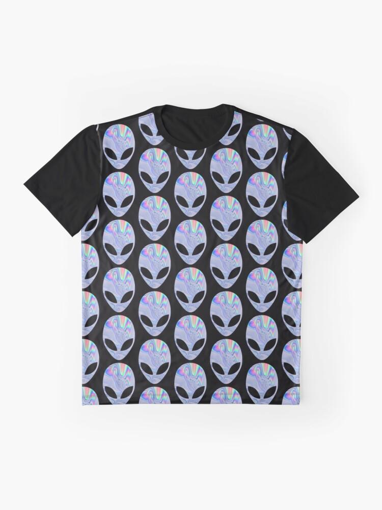 Alternative Ansicht von Himmlisch Grafik T-Shirt