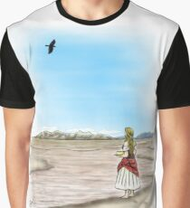 Saline The Salt Lake Queen Graphic T-Shirt