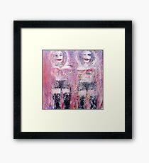 sexi women 2  Framed Print