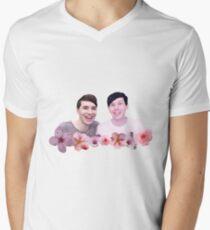 Dan and Phil   Cherry Blossom T-Shirt