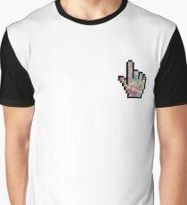Doppelklick Grafik T-Shirt
