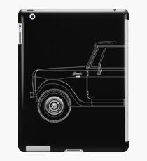 International Harvester Scout 800 Outline iPad Case/Skin