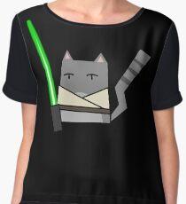 Skywalker Cat Women's Chiffon Top