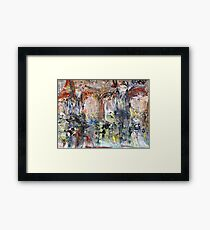 Royal Arcade Framed Print