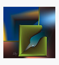 Particle Photographic Print