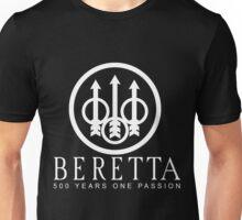 Beretta Firearms Logo 2nd amendment Military Weapon  Unisex T-Shirt