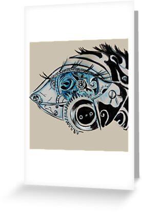 Steampunk eye by NanamiDesign
