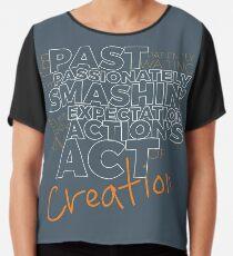 Creation! Chiffon Top