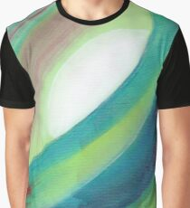 Shrouded Green Graphic T-Shirt