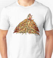 Pizza Dress Unisex T-Shirt