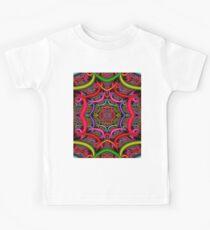 """ORIENTAL"" Psychedelic Art Deco Print Kids Clothes"