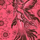 Red Fantasy Fairy by Kashmere1646
