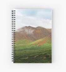 Sable Pass, Denali National Park Spiral Notebook