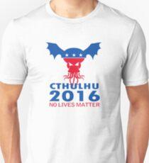 Cthulhu 2016 Unisex T-Shirt