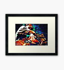 TURNTABLISM - THE DYING ART (of DJing) Framed Print