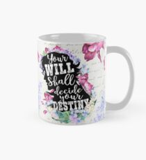 Jane Eyre - Destiny Mug