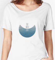 Salt Water Smile Women's Relaxed Fit T-Shirt