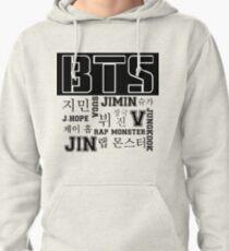 BTS! Pullover Hoodie