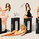 Salma, Maria, Pe and Jen, LOOK! by Dulcina