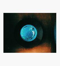 under da sea Photographic Print
