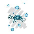 cute sea Turtle by Michelle *