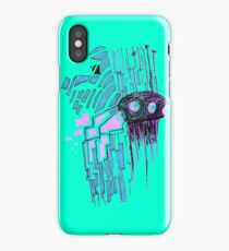 The Probot Blows iPhone Case