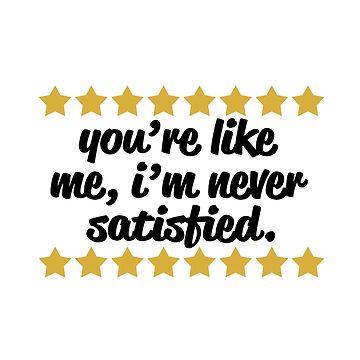 Satisfied - Hamilton by haaveyoumetsam