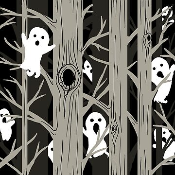 Haunted Forest by Shosetsu